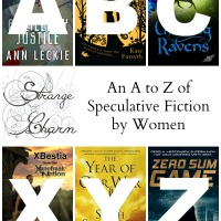An A to Z of Speculative Fiction by Women