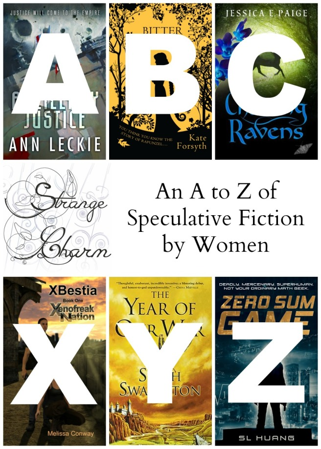 A to Z logo and covers