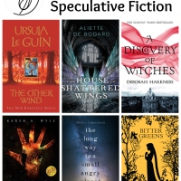 Older Heroines in Speculative Fiction